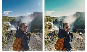 20 Creator Lightroom Presets and LUTs