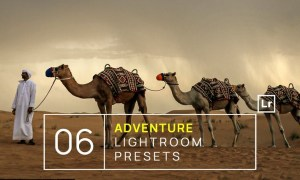 6 Adventure & Travel Lightroom Presets