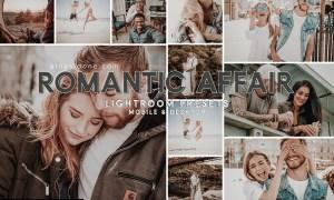 91. Romantic Affair Presets 4632536