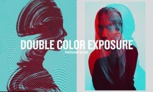 Double Color Exposure PVSJHK