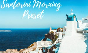 Lightroom Presets - Santorini Morning 4032686