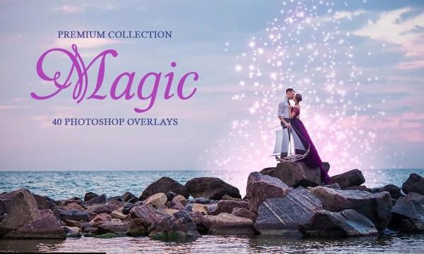 Magic Photoshop Overlays 4735940