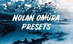 Nolan Omura Desktop Lightroom Presets