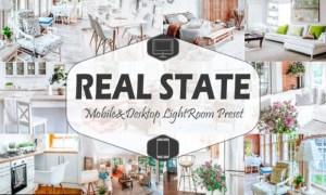 20 Real State Mobile & Desktop Lightroom 4443296
