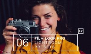 6 Film Look Pro Lightroom Presets