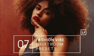 7 Fashion Vibe Lightroom Presets + Mobile