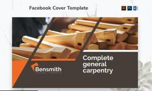 Carpenter Facebook Cover -MCZ83B6
