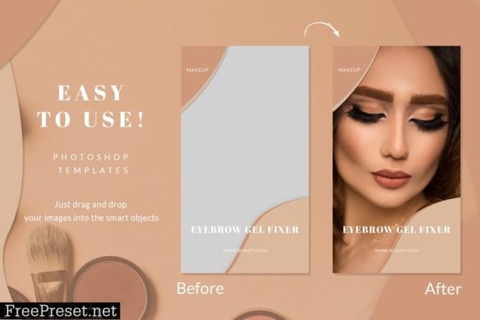 Cosmetic Shop Instagram Stories HDLXFKK