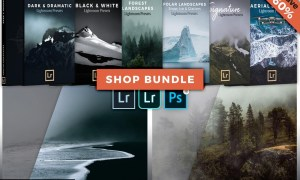 NorthLandscapes - 6 Professional Lightroom Preset Packs for Landscape & Travel Photography