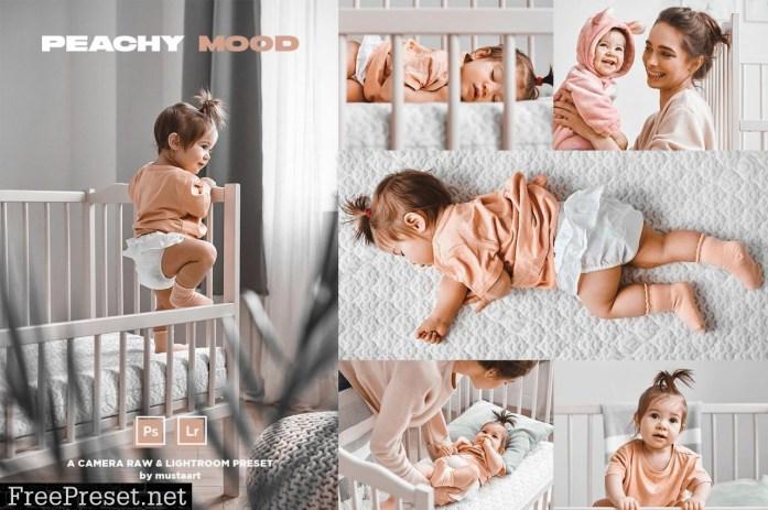 Peachy Mood - Camera Raw & Lightroom 4933685