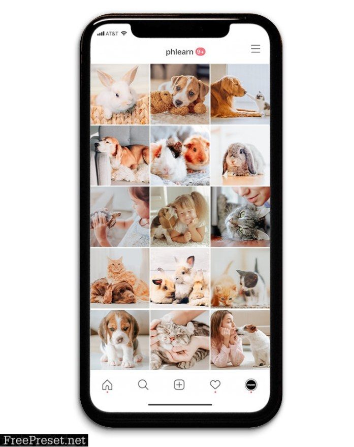 Pets Lightroom Presets for Classic & Mobile