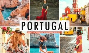 Portugal Lightroom Presets Pack