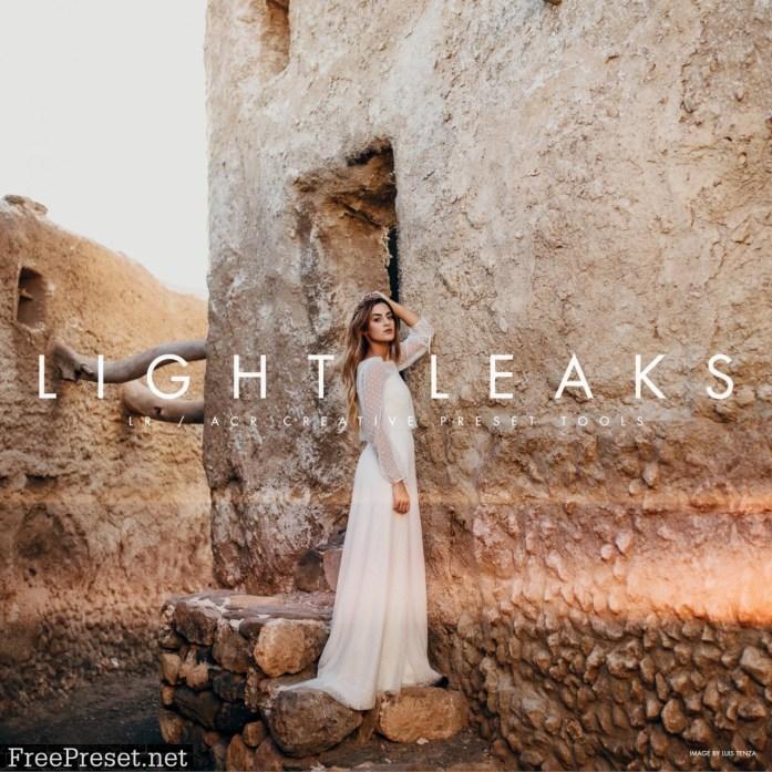 Tribe Archipelago - LIGHT LEAKS