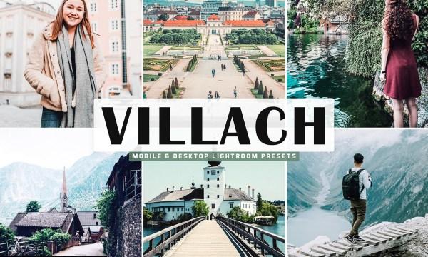 Villach Pro Lightroom Presets 4242955
