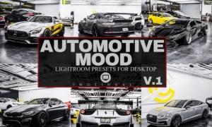 12 Automotive Mood Lightroom Presets