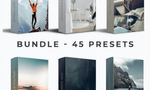 45 Presets Bundle Deluxe Edition 27466127