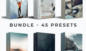 45 Presets Bundle Deluxe Edition 27466127