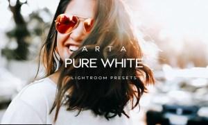 ARTA Presets | Pure White | For Mobile and Desktop