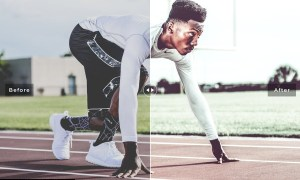 Athleisure Mobile & Desktop Lightroom Presets