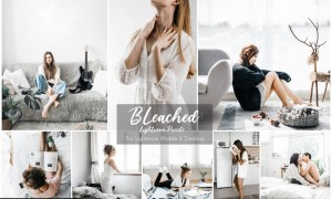 Bleached Lightroom Preset 5152579