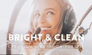 BRIGHT & CLEAN Pro Lightroom Preset 5087053