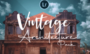 DYNAPIX Vintage Architecture Lightroom Mobile and Desktop Preset Pack 26962057