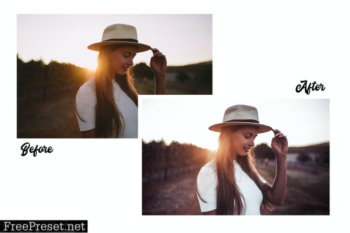 Fashion Lightroom Presets Vol. 2