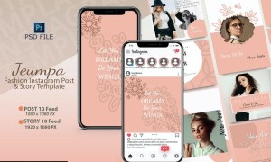 JEUMPA INSTGRAM TEMPLATE 4NB78BY
