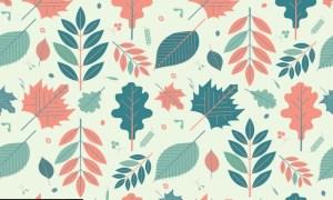 Leaves Pattern SENW242