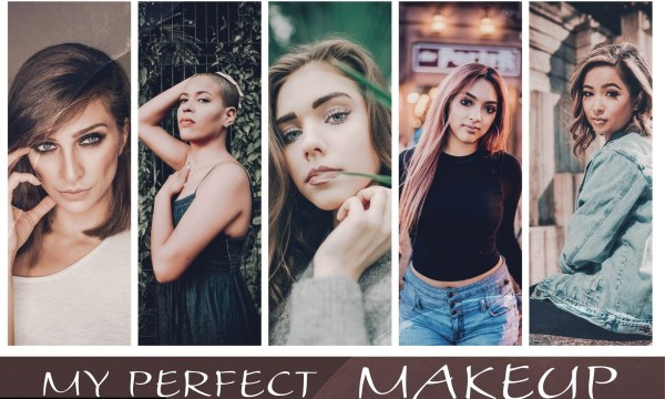 My Perfect Makeup Lightroom Desktop Presets