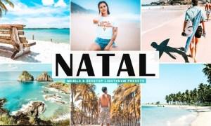 Natal Mobile & Desktop Lightroom Presets
