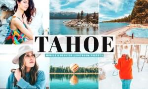 Tahoe Pro Lightroom Presets