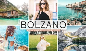 Bolzano Mobile & Desktop Lightroom Presets