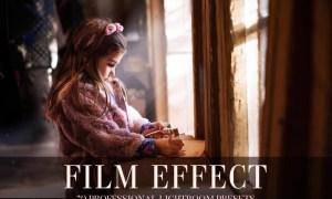 Film Effect Lightroom Presets 4821836