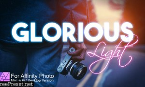 Glorious Light Pack for Affinity Photo [Styles/Gradients]