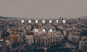 Lightroom Presets Collection - Presetr One