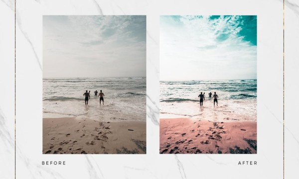 Orange & Teal Lightroom Presets 5251801