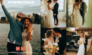 Rosseville - Natural Light Wedding 4987744