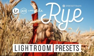 Rye Lightroom & ACR Presets