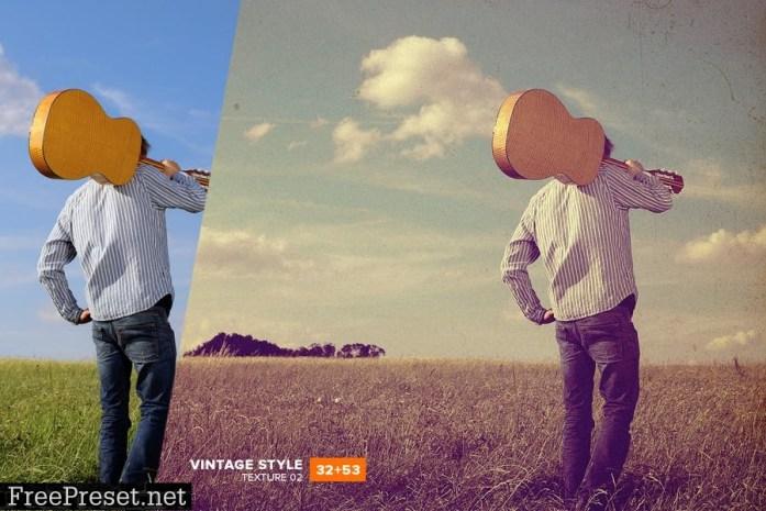 SoVintage Photoshop Action TATUDD