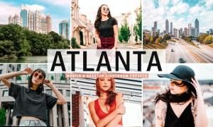 Atlanta Mobile & Desktop Lightroom Presets