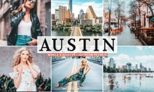 Austin Mobile & Desktop Lightroom Presets