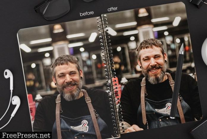 Barbershop Lightroom Presets 5253709