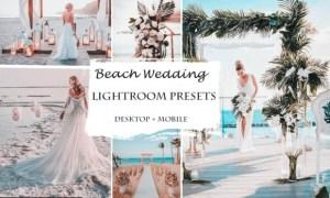 Beach Wedding Lightroom Presets