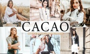 Cacao Mobile & Desktop Lightroom Presets