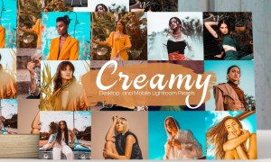 Creamy Lightroom Presets 5240976