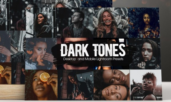 Dark Tones Lightroom Presets 5244179