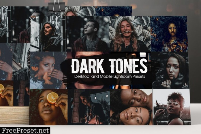 Dark Tones Lightroom Presets 5244179