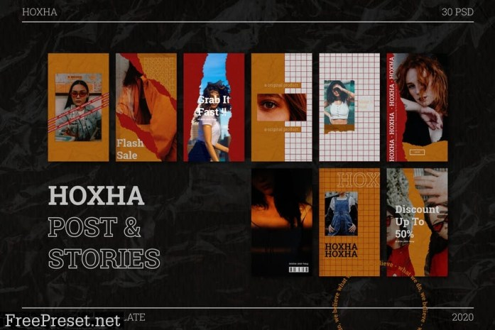 Hoxha - Instagram Post and stories AYQBTUQ