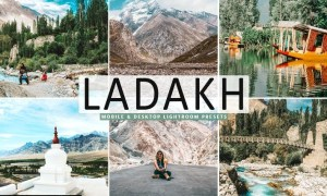 Ladakh Mobile & Desktop Lightroom Presets